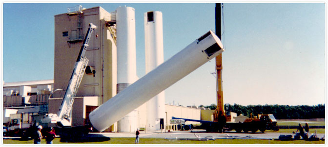 Design, Manufacture, & Installation of Bulk Handling Systems